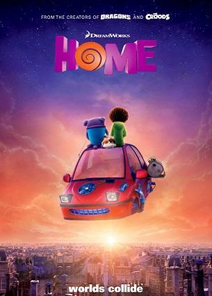 دانلود انیمیشن بسیار زیبا Home 2015