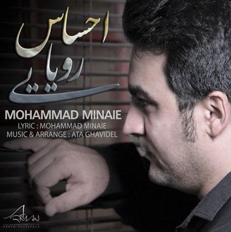 دانلود آهنگ محمد مینایی به نام احساس رویایی