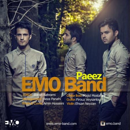 EMO-Band-Paeez-Cover