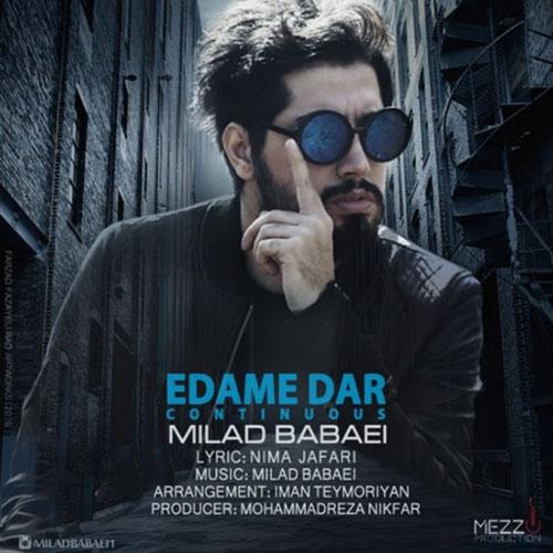 Milad-Babaei-Edame-Dar